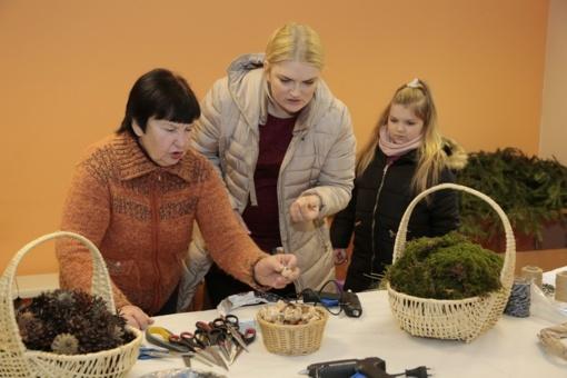 Bendruomenė džiaugiasi bendryste ir visus kaimo gyventojus laiko bendruomenės nariais