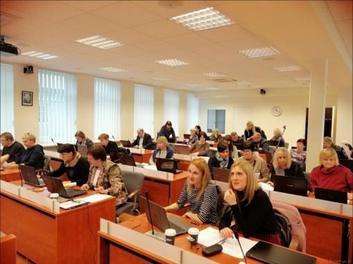 Asmens duomenų apsaugai rajone - bendra informacinė sistema