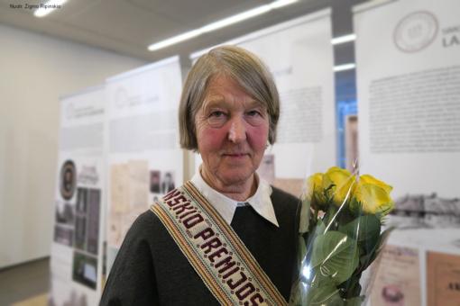 Šventėje įteikta Lauryno Ivinskio premija už geriausią metų kalendorių