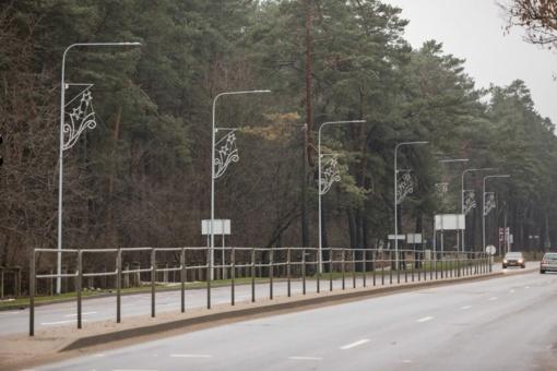 Vilnius skelbia kovą tamsai: radikalius apšvietimo pokyčius pradeda nuo 1200 LED šviestuvų