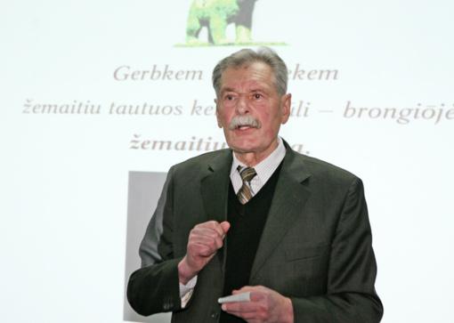 Šiaulių aukštajai mokyklai – 70. Prof. K. Župerka: Šiauliuose buvo perspektyviausia lituanistikos katedra Lietuvoje