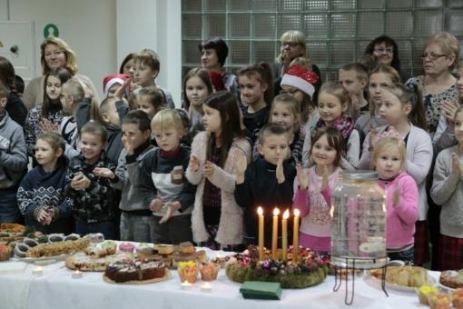 Pyragų diena kitaip Petro Armino progimnazijoje
