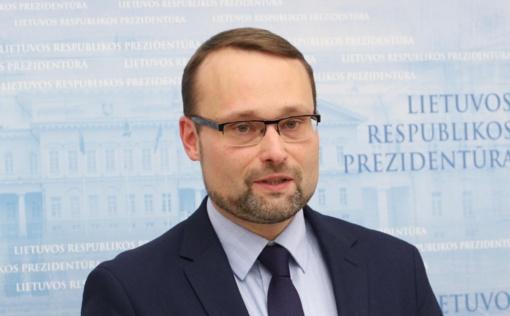 Seime prisieks naujasis kultūros ministras M. Kvietkauskas