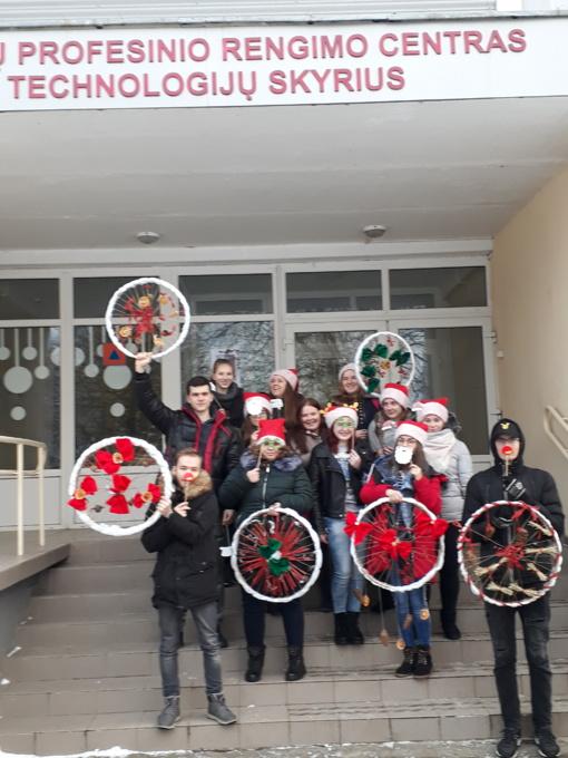 Dovana Šiaulių miesto bendruomenei