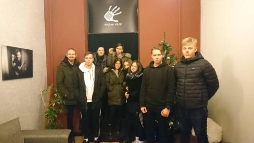Birštono atviroji jaunimo erdvė – laisvalaikio leidimas daug įdomesnis