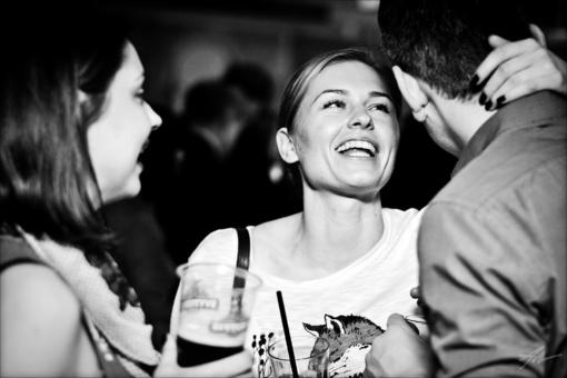 Aktorė A. Grudytė ištekėjo už ilgamečio širdies draugo S. Sėjūno