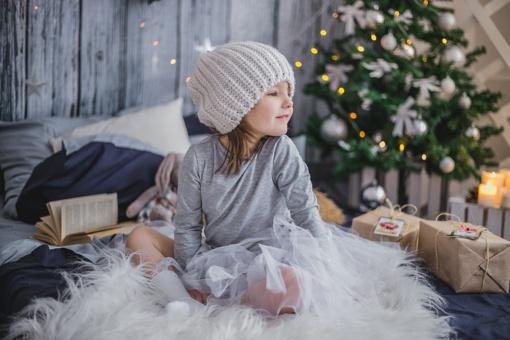 5 patarimai, kaip prasmingai praleisti Kalėdas su vaikais