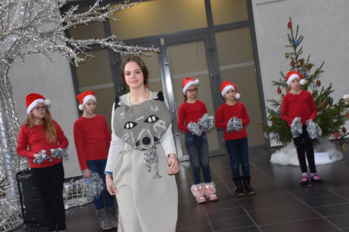 """Kalėdinių eglučių paroda """"Kalėdų belaukiant…"""""""
