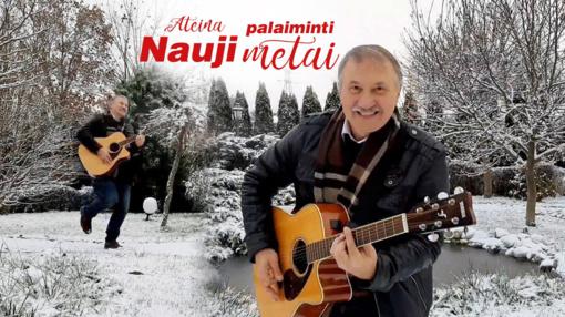 """Legendinės """"Rondo"""" grupės įkūrėjas G. Tautkus: norėtųsi, kad Dievo meilė liestų kiekvieną ir per mano dainas"""