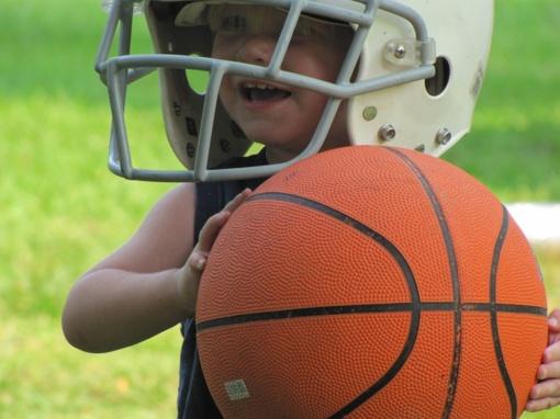 Mažo fizinio aktyvumo problema sprendžiama jau darželyje