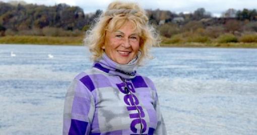"""Sveikuolė Janina: """"Ledinio vandens terapija padėjo įveikti anginą"""""""