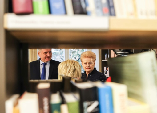 """""""Knygų Kalėdos"""" - atnaujintoje A. Mickevičiaus bibliotekoje"""