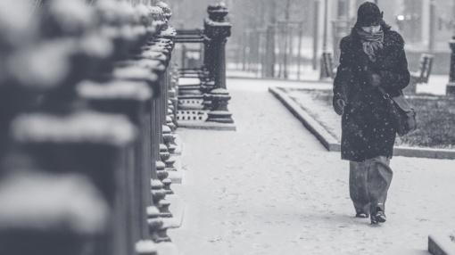 Orai: vyraus tikra žiema – šėls pūgos, atšals stipriau