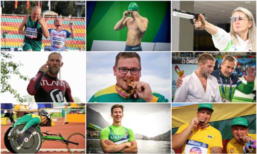 Neįgaliųjų sporto apdovanojimai: naujas formatas ir daugiau nominacijų
