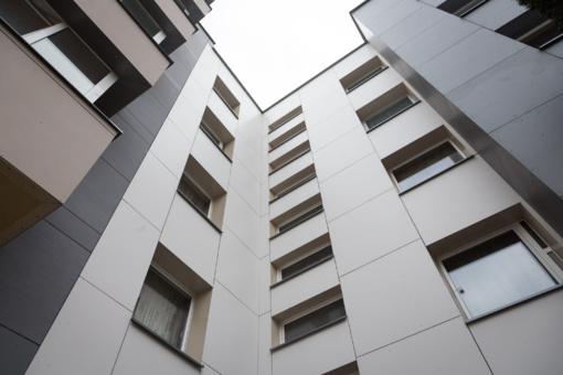 Gyvenamasis būstų fondas per metus išaugo 0,7 procento