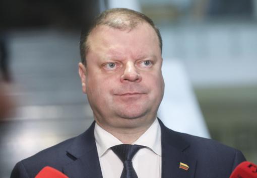 """S. Skvernelis neabejoja lenkų rinkimų akcijos patikimumu: dėl """"tvarkiečių"""" patikimumo ribų dar sunku spręsti"""