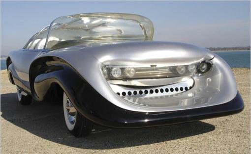 Bjauriausias kada nors sukurtas automobilis