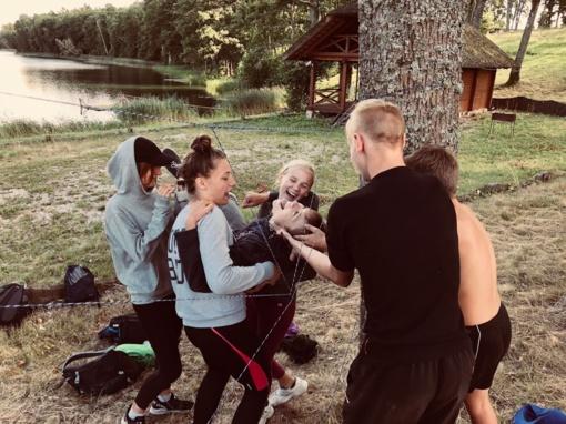 """""""Įgūdžių laboratorija"""" kviečia jaunus žmones iš Ignalinos į 30 dienų iššūkį!"""