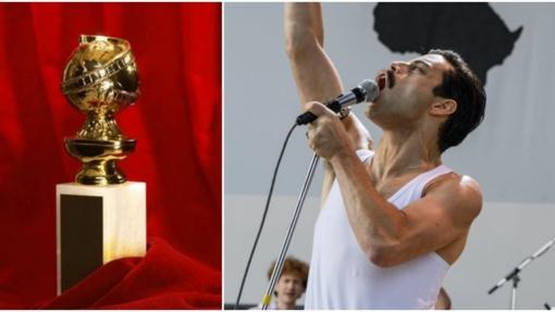 """Holivude išdalyti Auksiniai gaubliai: triumfavo filmas """"Bohemijos rapsodija"""""""