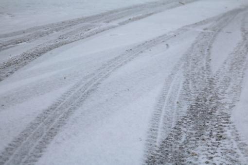 Sunkiausios eismo sąlygos Zarasų, Rokiškio, Utenos bei Plungės rajonuose