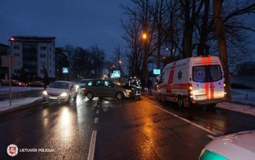 Pirmadienį žuvo autobuso partrenkta pėsčioji