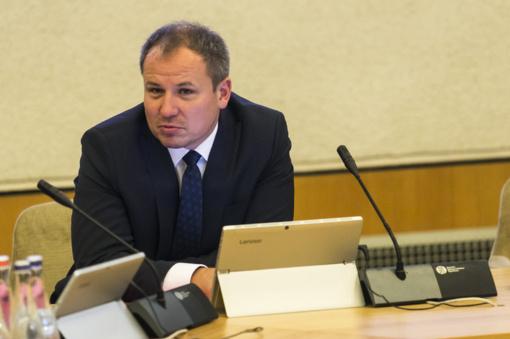 G. Surplys teigia, kad be aplinkos ministro stringa ir dalis jo darbų