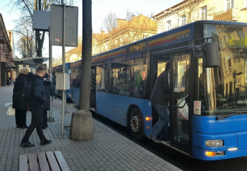 Keisis autobusų maršrutai
