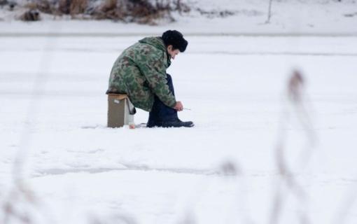 Ir ant storo ledo smaigai žvejams yra privalomi