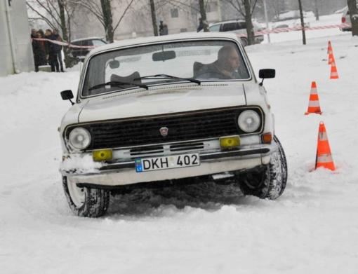 Automobilių sporto veteranai vėl susitiks Kauno rajone