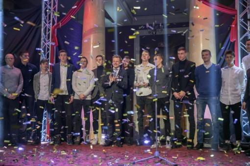 Geriausiems Vilniaus sportininkams – mero apdovanojimai
