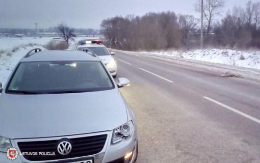 Ketvirtadienį eismo įvykiuose sužeisti 4 žmonės