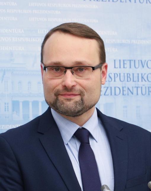 Naujasis kultūros ministras M. Kvietkauskas: iš esmės bus nauja komanda