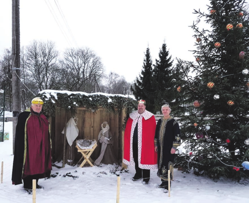 Trys karaliai užbaigė šventes