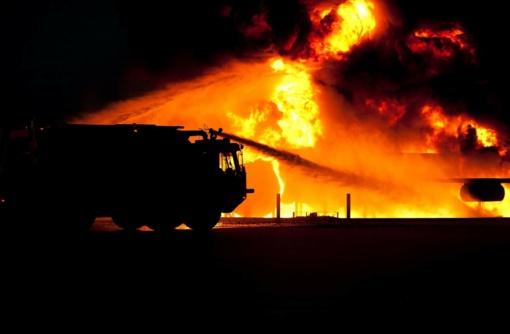 Pernai gaisruose žuvo mažiausiai žmonių per 30 metų
