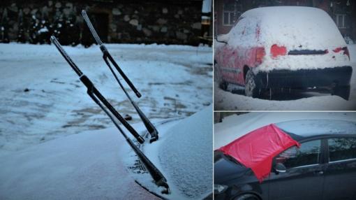 Rokiškio vairuotojų žiema neišgąsdino