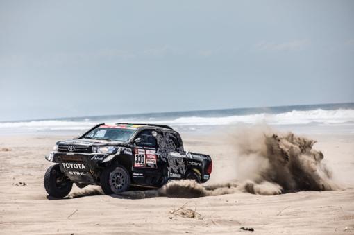 Atnaujinus Dakaro ralio rezultatus, lietuviai prarado turėtas pozicijas