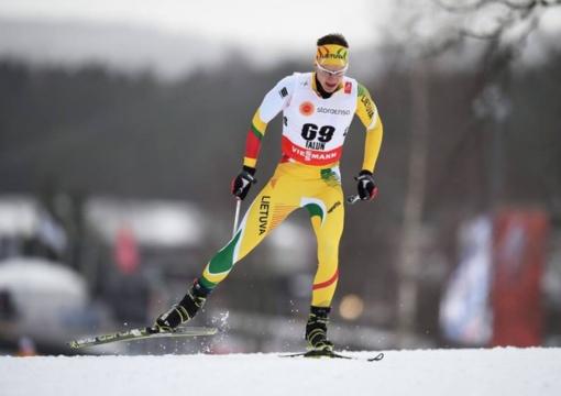Biatlonininkas L. Jakeliūnas IBU taurės varžybose Lenkijoje - 81-as
