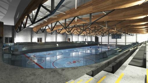 Kaunas turės dvi šiuolaikiškas ledo arenas
