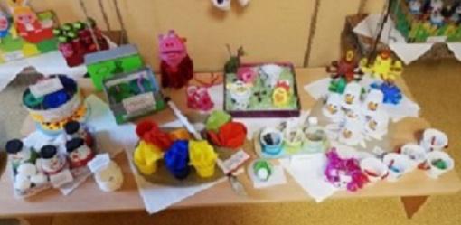 """Europos atliekų mažinimo savaitės renginių lopšelyje-darželyje """"Rūtelė"""" atgarsiai"""