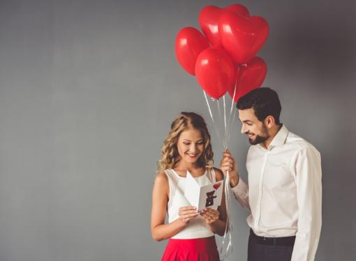 Dovanų idėjos Jam ir Jai Valentino dienos proga