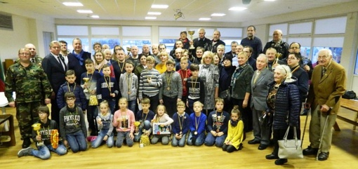 Tradicinis šaškių turnyras Sausio 13-osios aukoms atminti