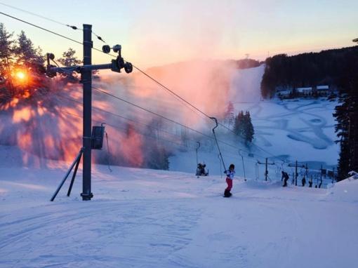 Ignalina kviečia švęsti pasaulinę sniego dieną