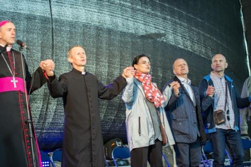 Krikščionių vienybės savaitės renginiai Šiauliuose