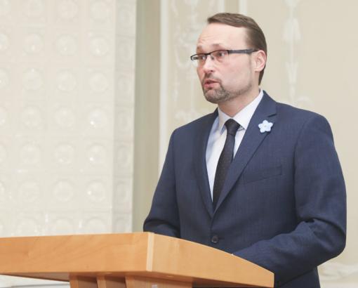 M. Kvietkauskas norėtų Vilniuje įkurti literatūros klubą