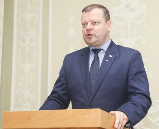 Premjeras ragina grįžti emigrantus: dabar yra tas momentas, kai galima grįžti į Lietuvą
