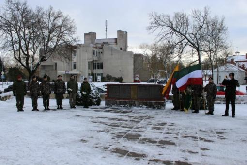 Šilutėje – Klaipėdos krašto dienos minėjimas