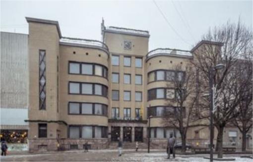 KPD specialistas: vanduo Kauno centriniam paštui didelės žalos nepadarė