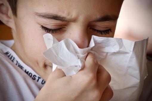 Kaip sumažinti užsikrėtimo riziką per orą plintančiomis infekcijomis?