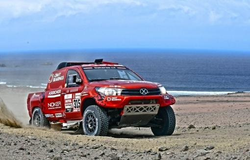 A. Juknevičius įvertino savo dešimtąjį Dakarą: mums tai viena sunkiausių patirčių (vaizdo įrašas)