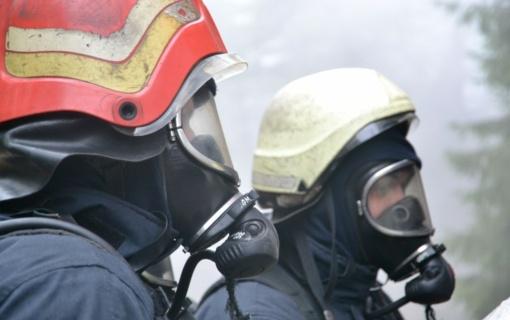 Jonavos rajone per gaisrą žuvo žmogus